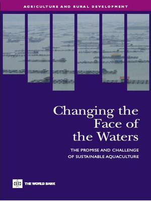 cover image of Changing the Face of the Waters