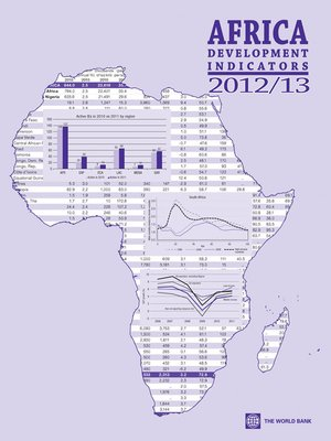 cover image of Africa Development Indicators 2012/2013