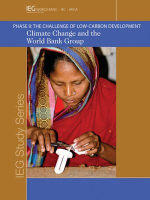 cover image of Climate Change and the World Bank Group
