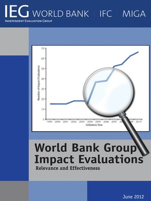 cover image of World Bank Group Impact Evaluations