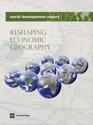 cover image of World Development Report 2009