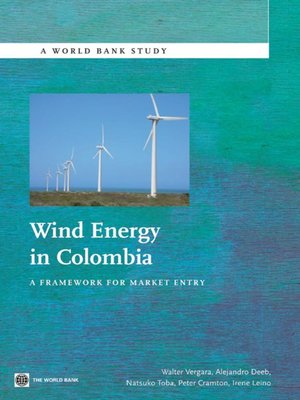 cover image of Wind Energy in Colombia