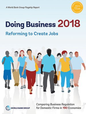 cover image of Doing Business 2018