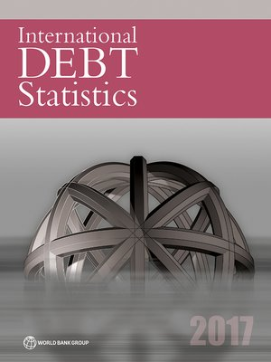 cover image of International Debt Statistics 2017