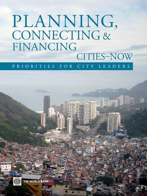 cover image of Planning, Connecting, and Financing Cities — Now