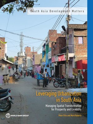 cover image of Leveraging Urbanization in South Asia