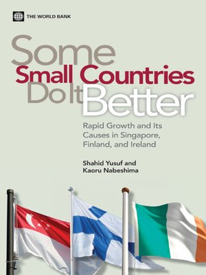 cover image of Some Small Countries Do It Better