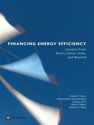 cover image of Financing Energy Efficiency