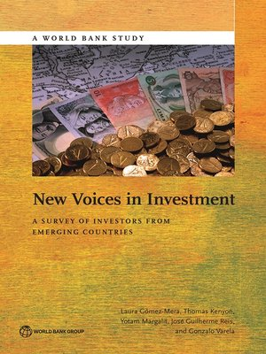 cover image of New Voices in Investment