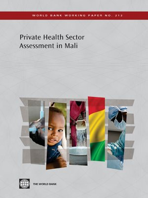 cover image of Private Health Sector Assessment in Mali