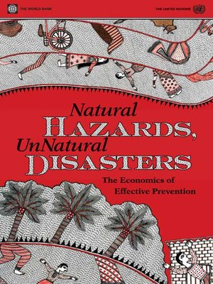 cover image of Natural Hazards, UnNatural Disasters