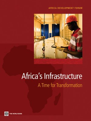 cover image of Africa's Infrastructure