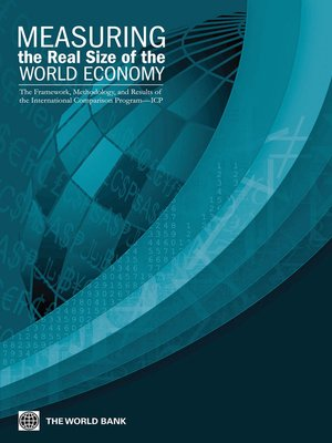 cover image of Measuring the Real Size of the World Economy