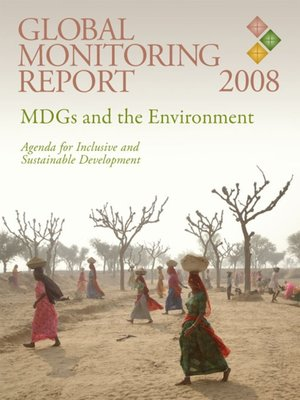 cover image of Global Monitoring Report 2008