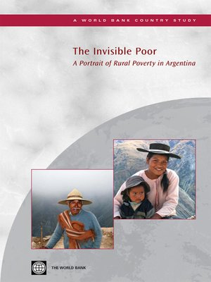 cover image of The Invisible Poor