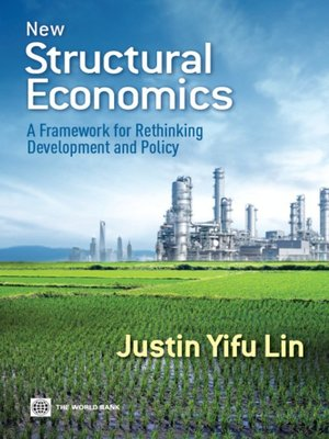 cover image of New Structural Economics