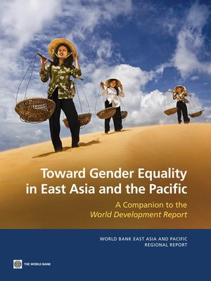 cover image of Toward Gender Equality in East Asia and the Pacific