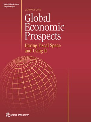 cover image of Global Economic Prospects, January 2015
