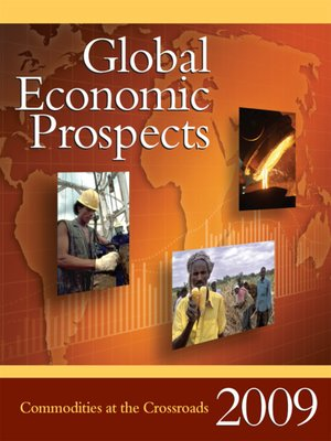 cover image of Global Economic Prospects 2009