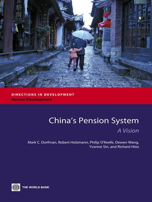 cover image of China's Pension System