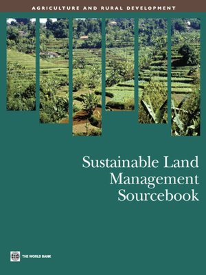 cover image of Sustainable Land Management Sourcebook