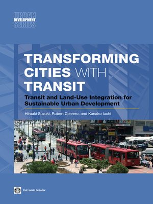cover image of Transforming Cities with Transit