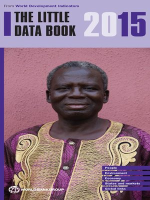 cover image of The Little Data Book 2015