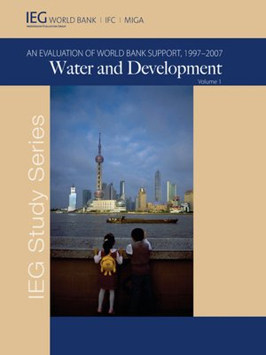 cover image of Water and Development
