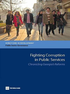 cover image of Fighting Corruption in Public Services