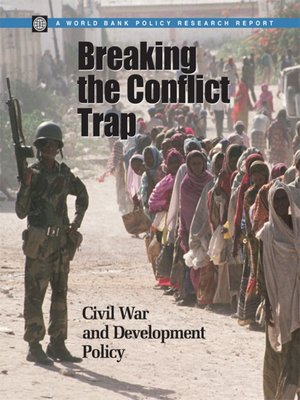 cover image of Breaking the Conflict Trap