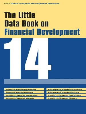cover image of Little Data Book on Financial Development 2014