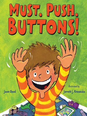 cover image of Must. Push. Buttons!