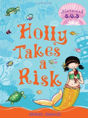 cover image of Holly Takes a Risk