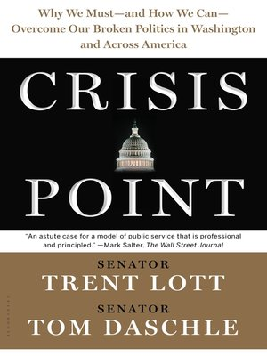 cover image of Crisis Point