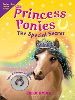 cover image of Princess Ponies 3