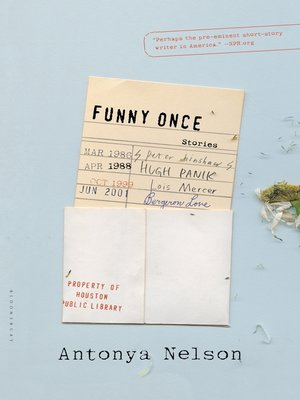 cover image of Funny Once