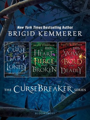 cover image of The Cursebreaker Series