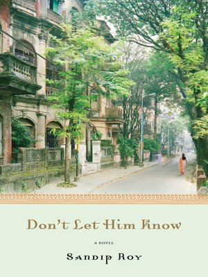 cover image of Don't Let Him Know