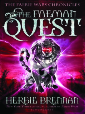 cover image of The Faeman Quest