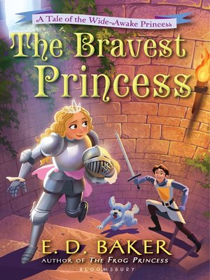cover image of The Bravest Princess