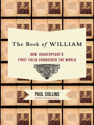 cover image of The Book of William
