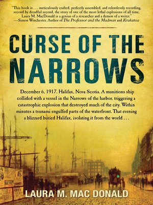 cover image of Curse of the Narrows