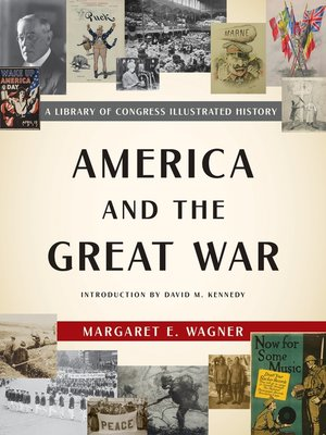 cover image of America and the Great War