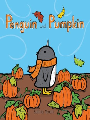 cover image of Penguin and Pumpkin