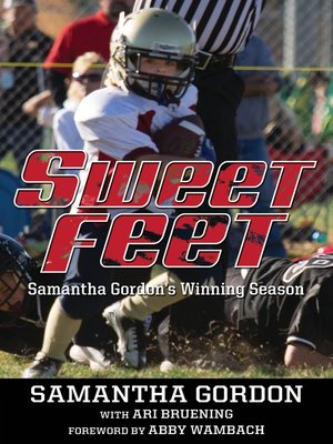 cover image of Sweet Feet