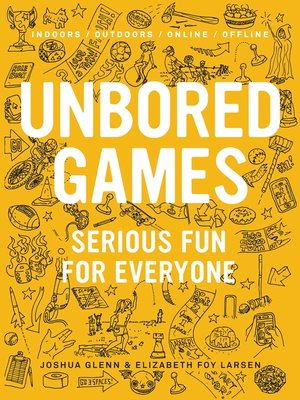 cover image of UNBORED Games