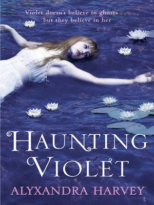 cover image of Haunting Violet