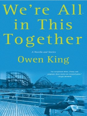 cover image of We're All In This Together