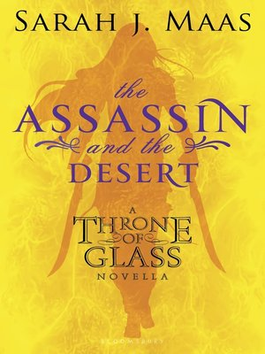cover image of The Assassin and the Desert