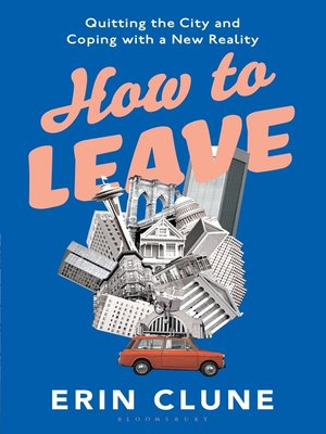 cover image of How to Leave